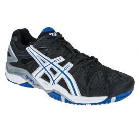 Asics Gel Resolution 5 AC Black ( 2014 )