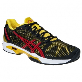 Asics Gel Solution Speed 2 black