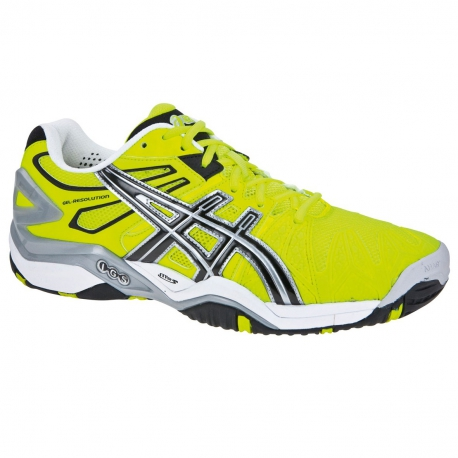 Asics Gel Resolution 5 ( Yellow  )