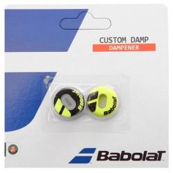 Antivibratoire Babolat Custom Damp ( jaune / noir )