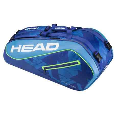 Housse Head Tour Team Supercombi ( 9 raq ) ( Bleu )
