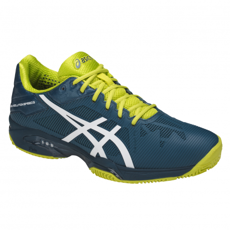 Asics Solution All Chaussure 3 Court 2018 kOiZPXuT