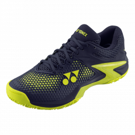 Yonex Power Cushion Ecliption 2 ( toutes surfaces ) Navy / Yellow