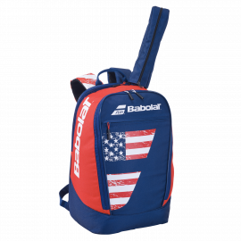 Backpack Babolat Club Line Flag  Etats Unis