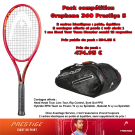 Head  Graphene 360 Prestige S
