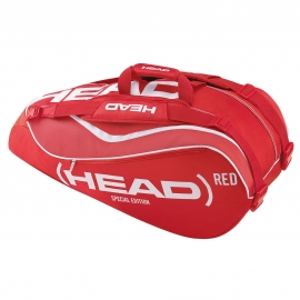 Housse Head Red combi