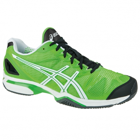 Asics Gel Solution Speed ( Green )