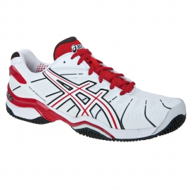 Asics Gel Résolution 4 Clay ( White Formula One )