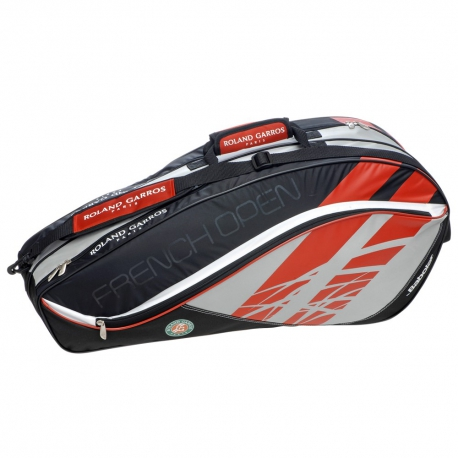Housse Babolat Clune Line 6 raquettes French Open 2012
