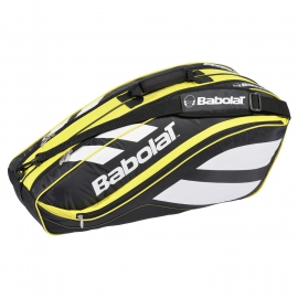 Thermobag Babolat Club 6 raquettes black yellow