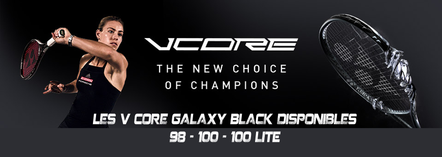 V Core Galaxy Black